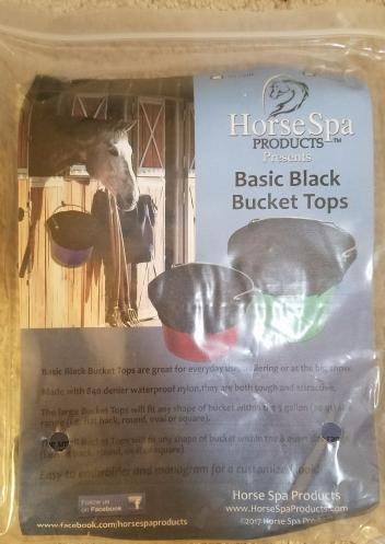 Bucket covers Heart2Horse Nov17