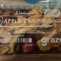GRAZE APPLE CRUMBLE