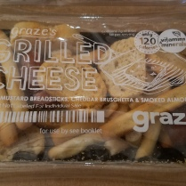 GRAZE GRILLED CHEESE