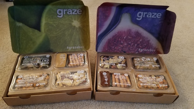 OPEN GRAZE BOX